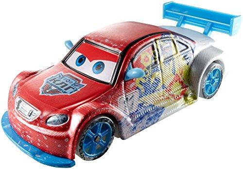 Ice For Cars - Disney/Pixar Cars, Ice Racers Die-Cast Car, Vitaly Petrov, 1:55 Scale