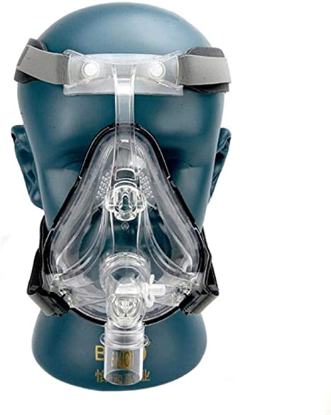maschera facciale ossigeno