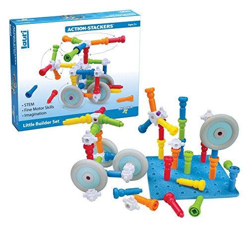 Lauri Action Stackers - Little Builder Set