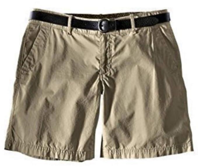 0cb5f4ad81fe Shorts Bermudas Mujer de Eddie Bauer - algodón, beige, 100% algodón ...