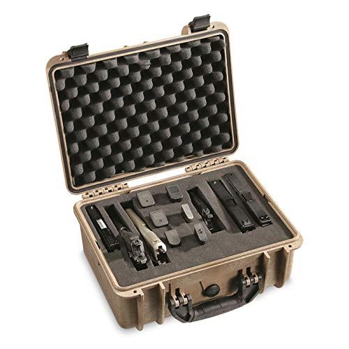 HQ ISSUE Handgun Carry Case, Flat Dark Earth
