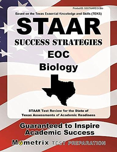 staar success strategies eoc biology study guide staar test review rh amazon com Biology EOC Review Biology EOC Activity