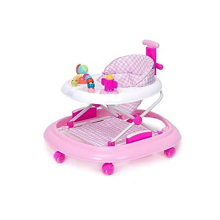 Andador para bebés WCURT con Bandeja de Juguetes con música ...