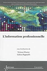 L'information professionnelle