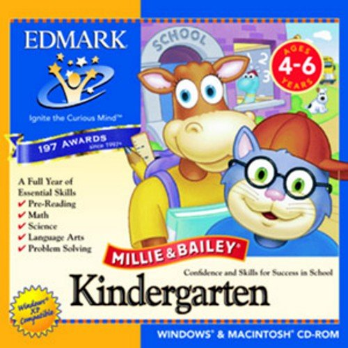 Millie & Bailey Kindergarten