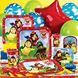 : Wonder Pets! Party Supplies - Deluxe Pack
