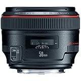 Canon 単焦点標準レンズ EF50mm F1.2L USM フルサイズ対応