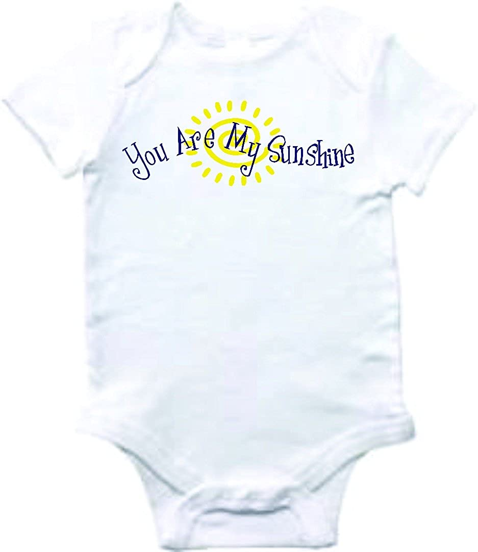 My only Sunshine Toddler Kids Girl Tee T-Shirt Infant Baby Bodysuit Clothes Gift