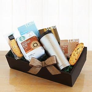 Coffee Lovers Travel Gift Box