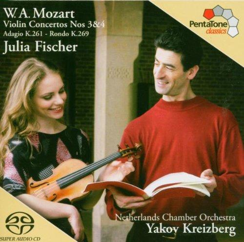 MOZART / FISCHER / KREIZBERG / NETHERLAND CO