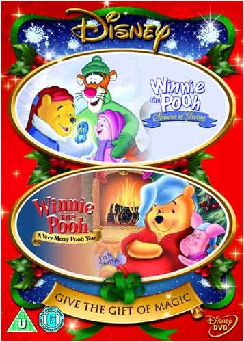 Winnie the Pooh - Season's of Giving/Very Merry Pooh Year [Import anglais]