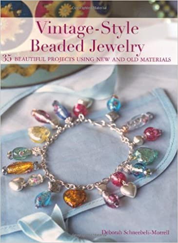 VintageStyle Beaded Jewelry 35 Beautiful Projects Using New and