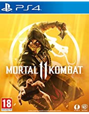 WB Games Mortal Kombat 11, Standard Edition, PS4