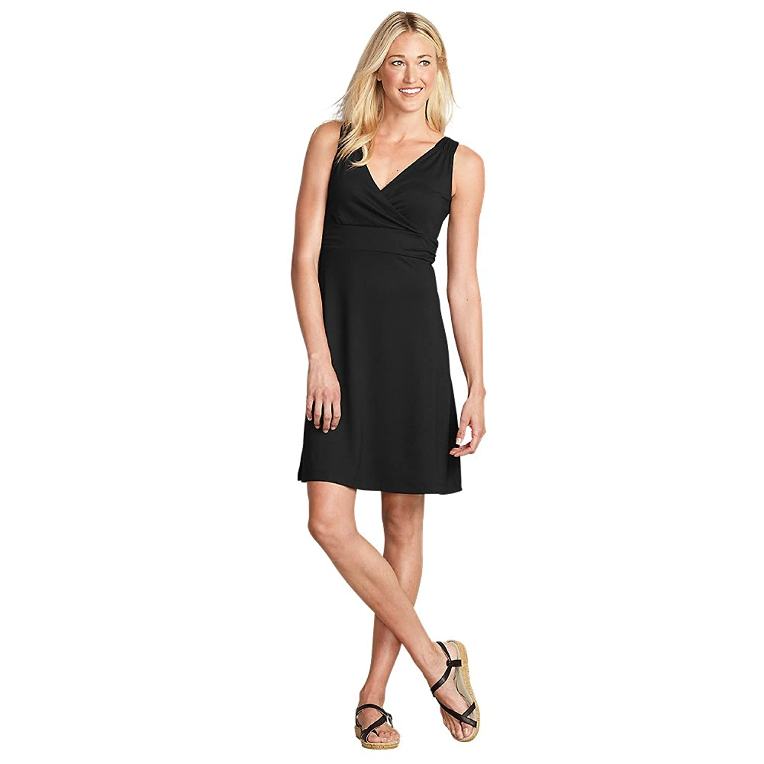 Eddie Bauer Black Dress