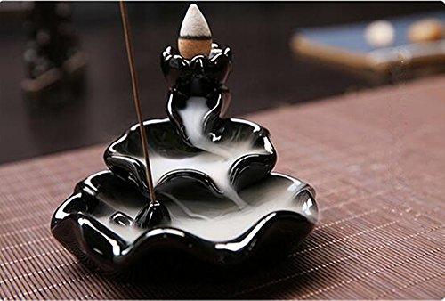 gray porcelain drip pans - 8