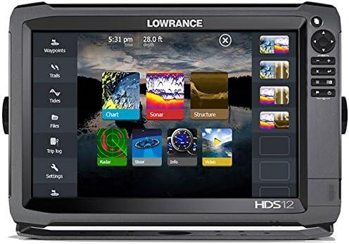 Lowrance HDS-12 Gen3 000-11794-001, HDS-12 Gen3 Without Trandsducer