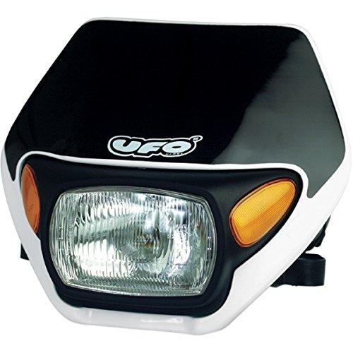 ユーフォープラスト UFO PLAST ヘッドライト オレゴンエンデューロ ウインカー付き 黒 12-214-33 PF01695001 B01M8JFXE8