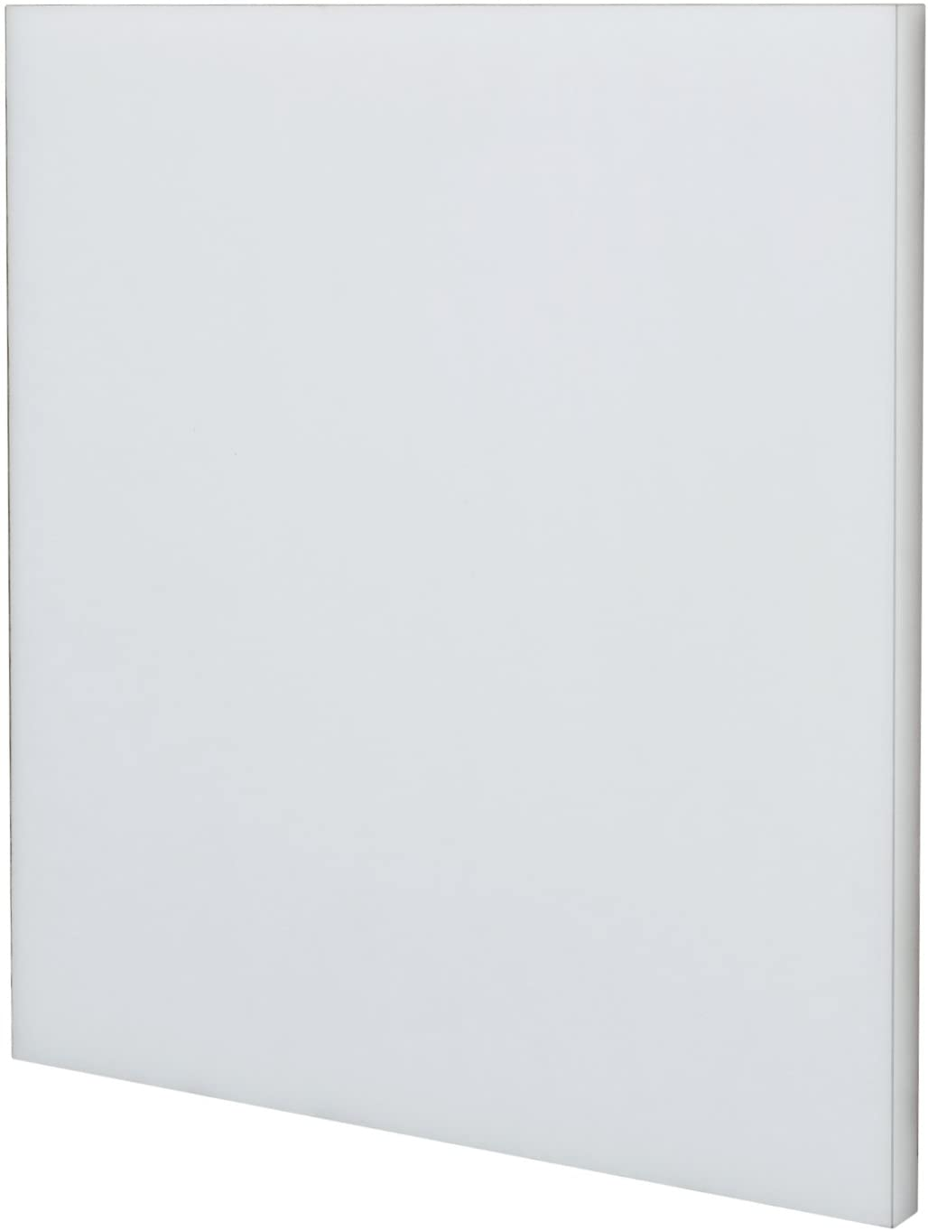 SOURCEONE.ORG Source One Premium UHMW, Ultra High Molecular Weight Polyethylene, Sheets, Available in Every Size and Thickness,Opaque White (1/8 Inch Thick, 12 x 24)