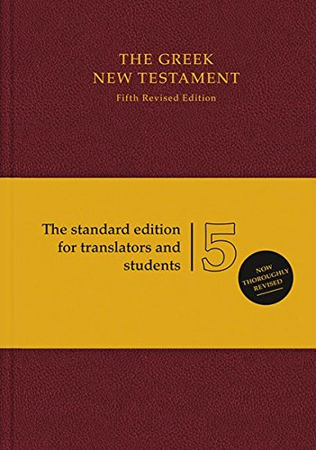 ubs-5th-revised-edition-greek-new-testament