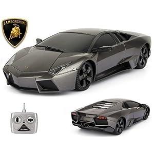 Remote Control Lamborghini Reventon 1/18 Scale RC - 51cflJ 2BKwEL - Remote Control Lamborghini Reventon 1/18 Scale RC
