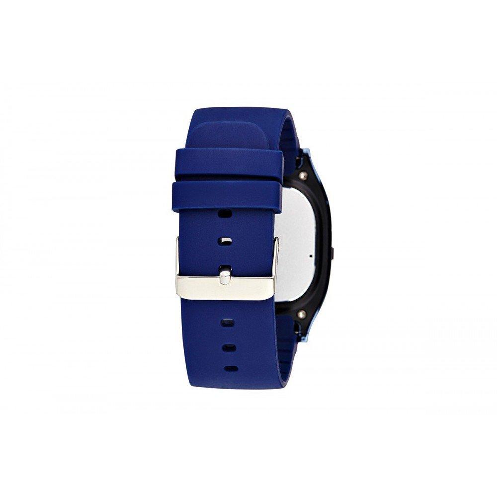 Eclock Mixte Adulte Digital Quartz Montre avec Bracelet en Caoutchouc EK-C3: Amazon.fr: Montres