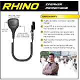 Earphone Connection RHINO Quick Release Speaker Mic for VX-600 VX-800 VX-900