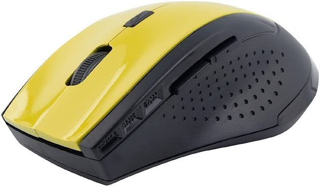 2.4Ghz Wireless USB Optical Mouse Mice for Computer PC