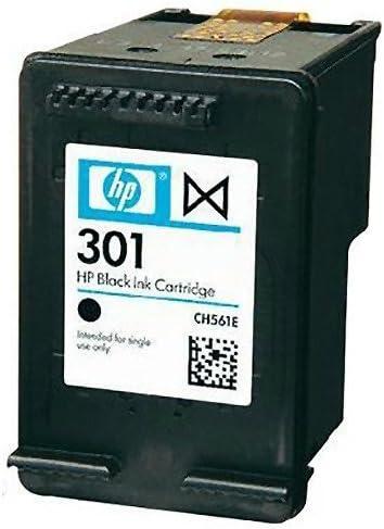 Originales HP 301 Negro Cartucho de tinta para uso con HP Deskjet 3055 A impresoras: Amazon.es: Informática