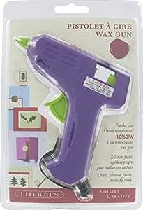 J.Herbin 48200T - Pistola para cera, color morado