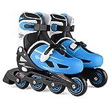 Loch Childrens Inline Skates Size Adjustable Roller Blades Boys Girls Skating