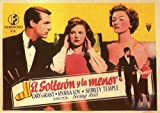 The Bachelor and the Bobby-Soxer 11 x 17 Movie Poster