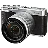 Fujifilm X-A2/XC16-50mmF3.5-5.6 II Silver Mirrorless Digital Camera with Lens Kit