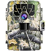 MIGVELA Trail Hunting Camera 1080P HD Wildlife Waterproof Game Camera 12MP Infrared Night Vision Home Security