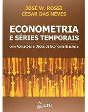 Econometria e Séries Temporais com Aplicações à Dados da Economia Brasileira