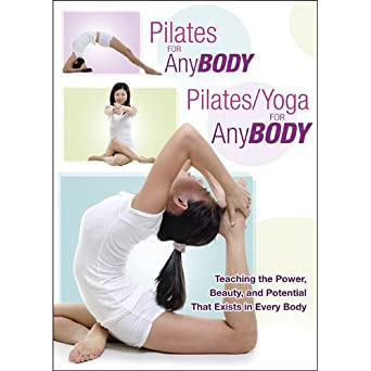 Amazon.com: Pilates / Yoga for AnyBODY (2-Disc Combo) by ...