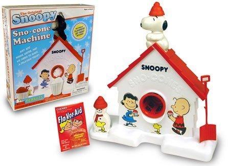 (Snoopy Sno Cone Maker)