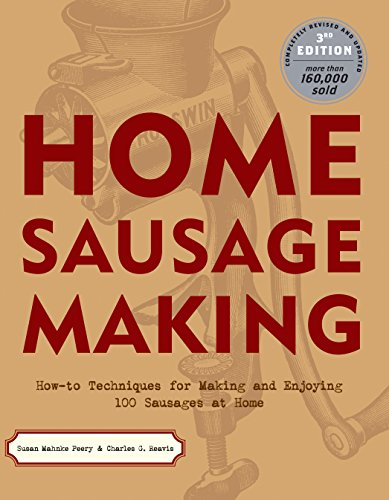 Home Sausage Making How Techniques ebook product image