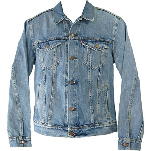 "Herren Jeansjacke ""The Trucker Jacket Icy"""