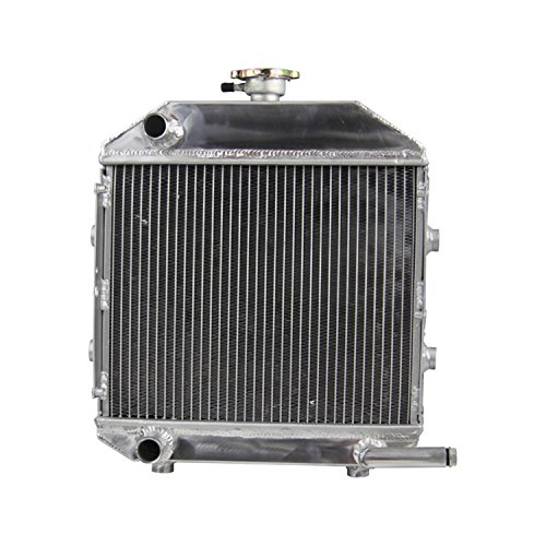 ALLOYWORKS All Aluminum Radiator for SBA310100211 Ford Tractor 1300