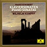 Schubert - The Complete Piano Sonatas / Wilhelm Kempfff