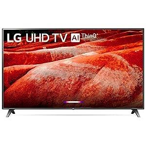 LG 86UM8070 86-Inch, 4K LED UHD Smart TV (2019) Televisions