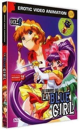 Retour De La Blue Girl, Le Vol 2: Amazon.es: Cine y Series TV