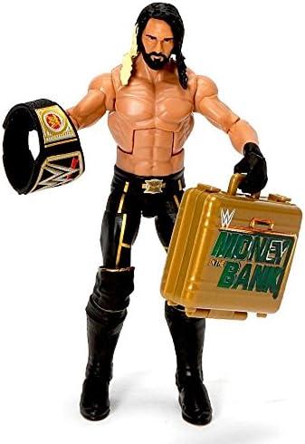 Mattel WWE WrestleMania Seth Rollins Action Figure 2017