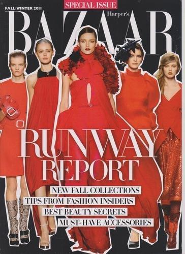 Harper's Bazaar Fall/Winter 2011 Runway Report ebook