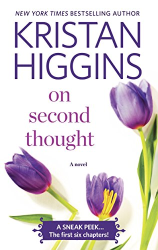 Resultado de imagen para kristan higgins one second thought