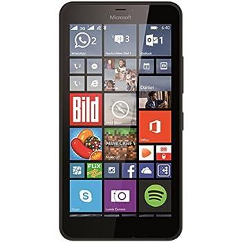 Amazon.com: Microsoft Lumia 640 XL 8GB Quad-Core Windows 8