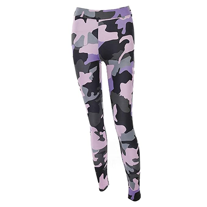 Pantalones Yoga Mujeres, Xinantime Pantalones de Yoga ...