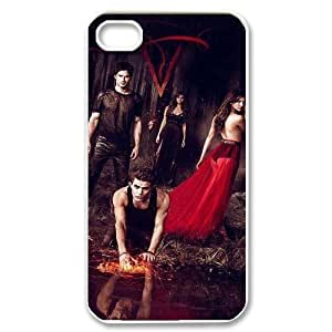 Cool Painting The Vampire Diaries Classic Personalized Phone Case for Iphone 4,4S,custom cover case case-339319
