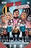 Chris Roberson: Star Trek / Legion of Super-Heroes (Hardcover); Edition