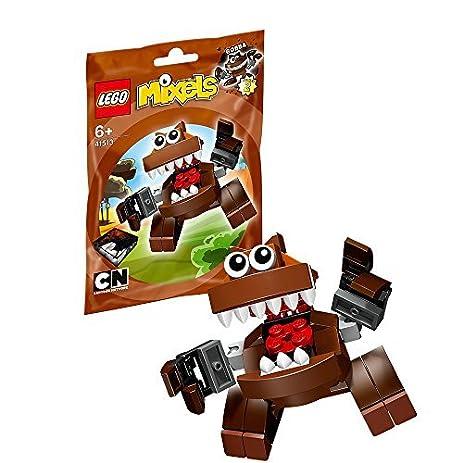 Amazon.com: LEGO (LEGO) Mixel Goba 41513: Toys & Games